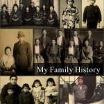 【MY  FAMILY  HISTORY -高橋明紀代 家族の記録】ホームページ