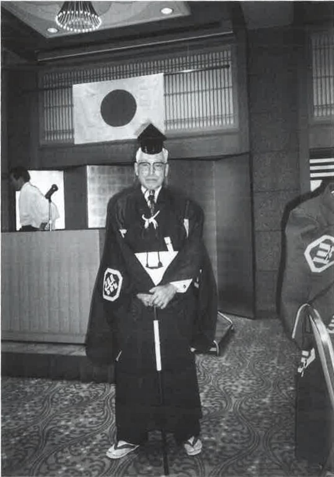 2000(平成12)年_鈴木会長米寿_八十八歳(年男の祝い)